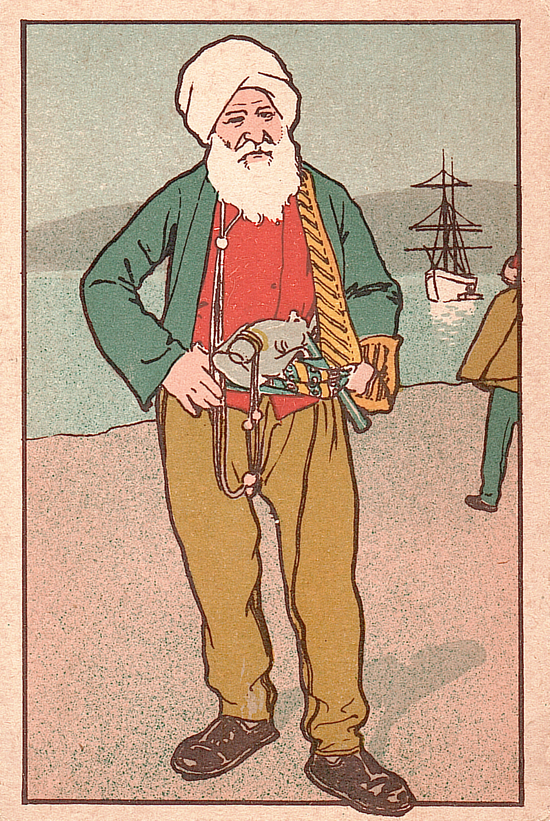 An Old Turk