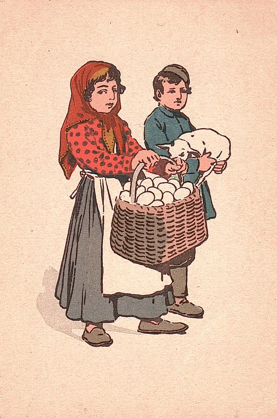 Georgian Peasant Children