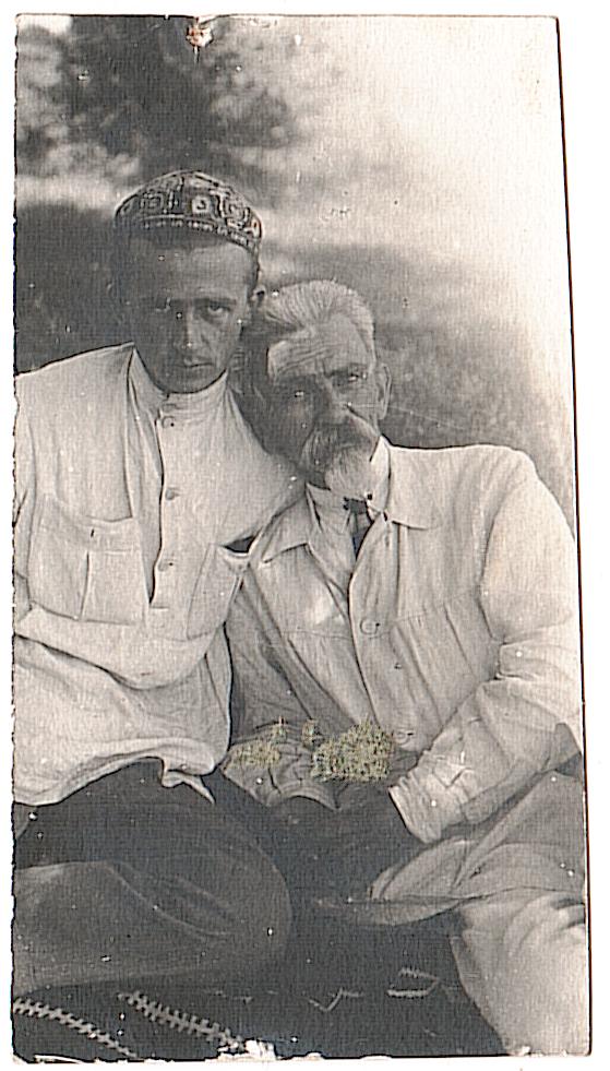 with son Edgar (1)