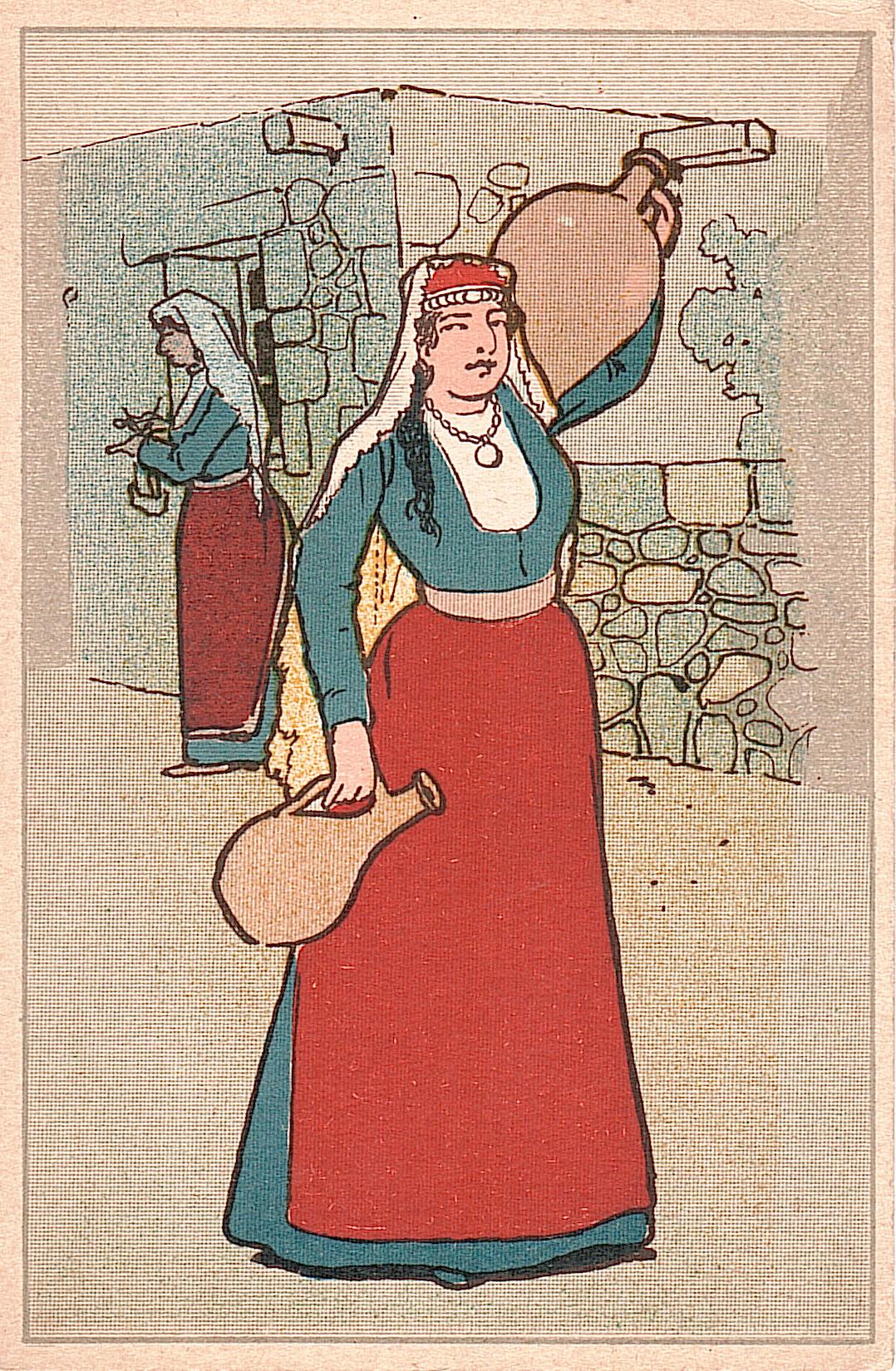 An Armenian Woman from Akhaltsikh