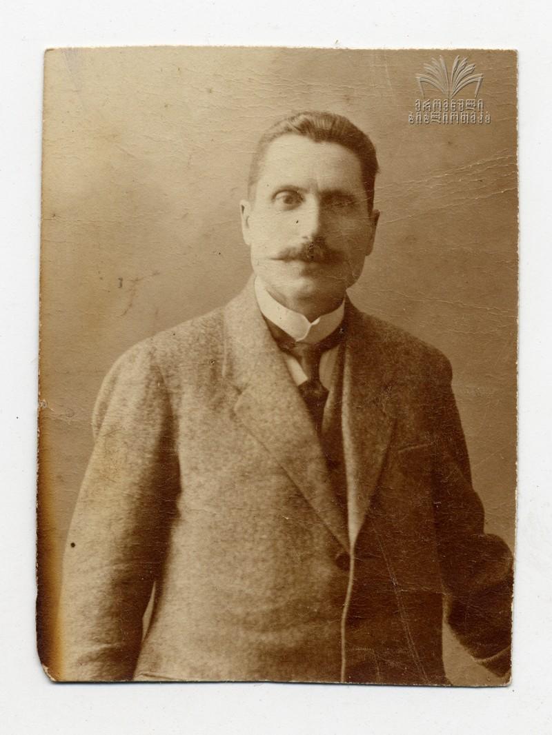 Teofile Bolkvadze